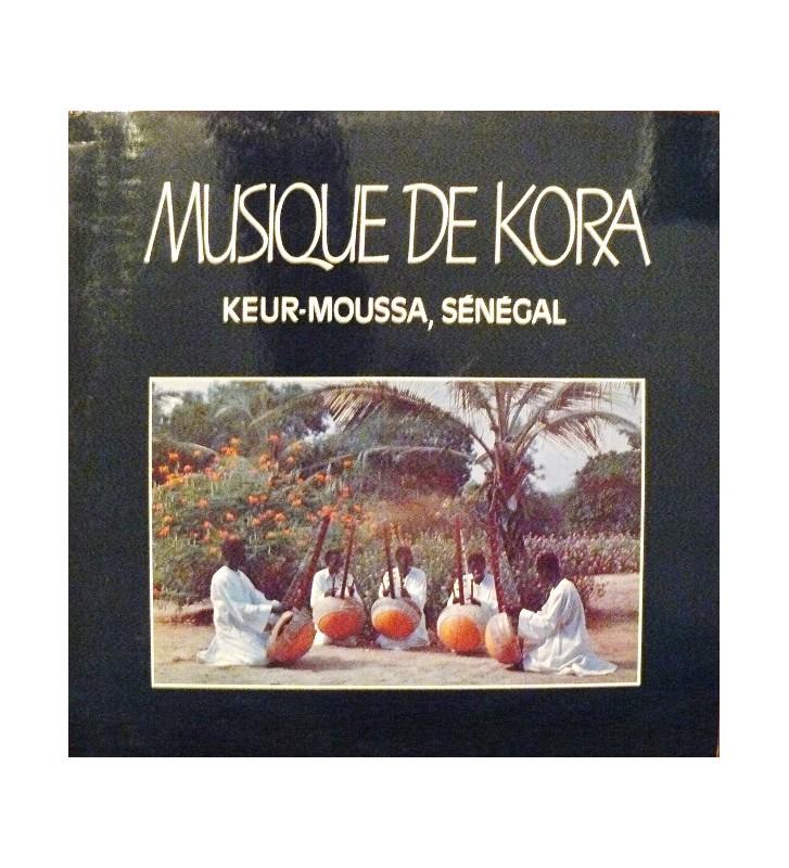 Monastère de Keur-Moussa* - Musique De Kora (LP) mesvinyles.fr