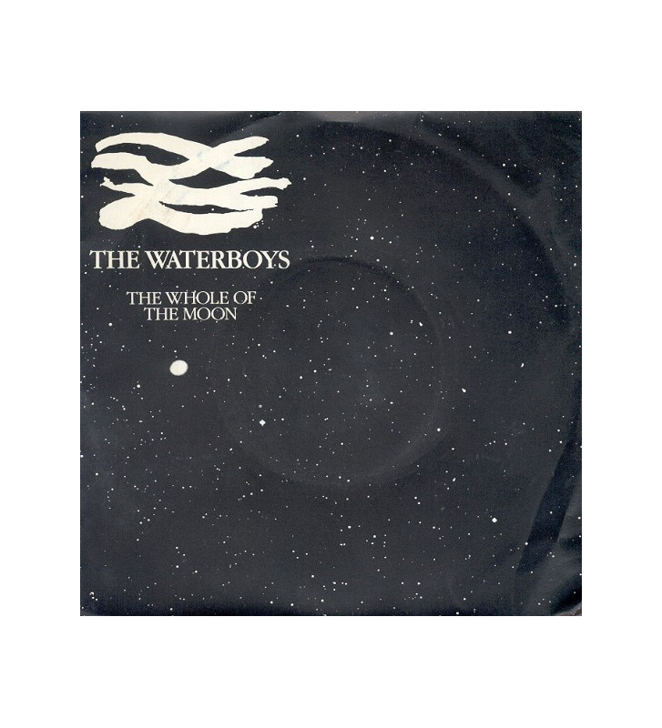"""The Waterboys - The Whole Of The Moon (7"""", Single) mesvinyles.fr"""