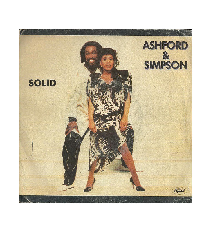 "Ashford & Simpson - Solid (7"", Single) mesvinyles.fr"