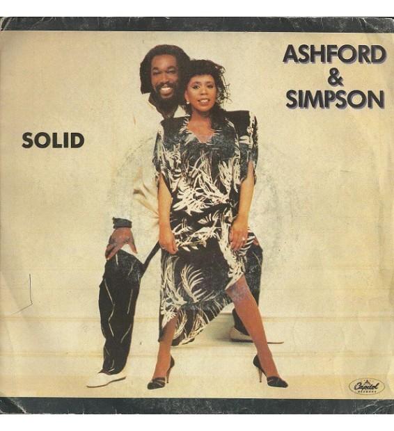"Ashford & Simpson - Solid (7"", Single) mesvinyles.fr"