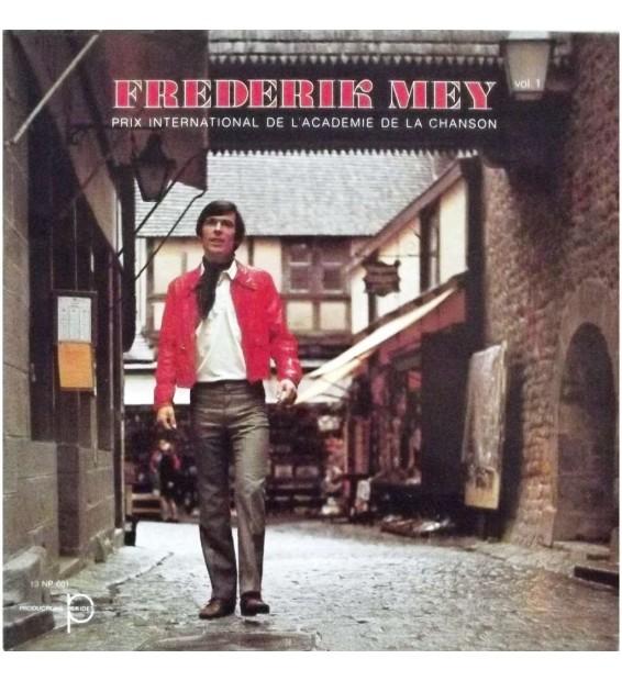 Reinhard Mey - Vol. 1 ( Prix International De L'Académie De La Chanson ) - Vinyle Occasion mesvinyles.fr