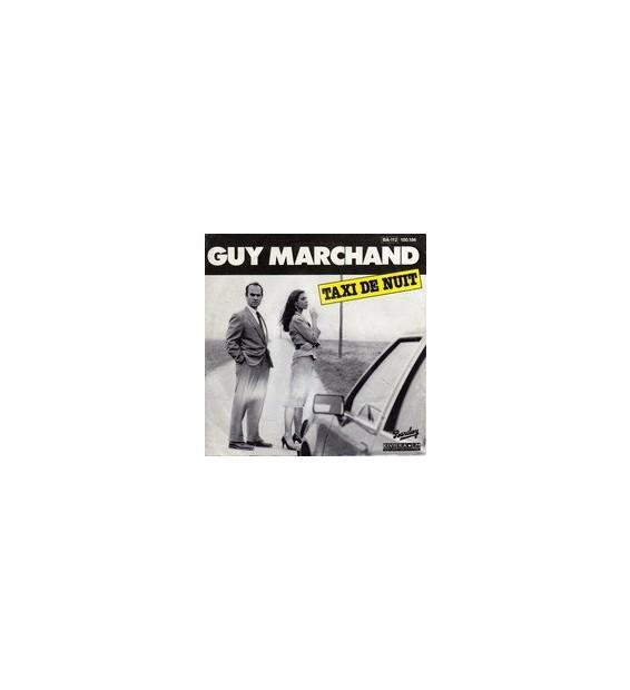 """Guy Marchand - Taxi De Nuit (7"""", Single) mesvinyles.fr"""