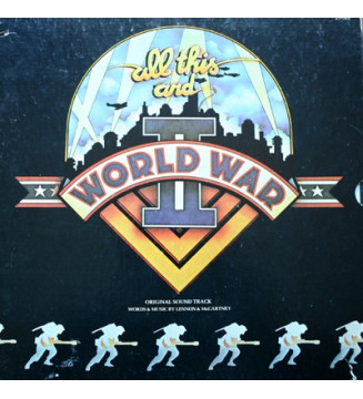 Various - All This And World War II (2xLP, Album) mesvinyles.fr