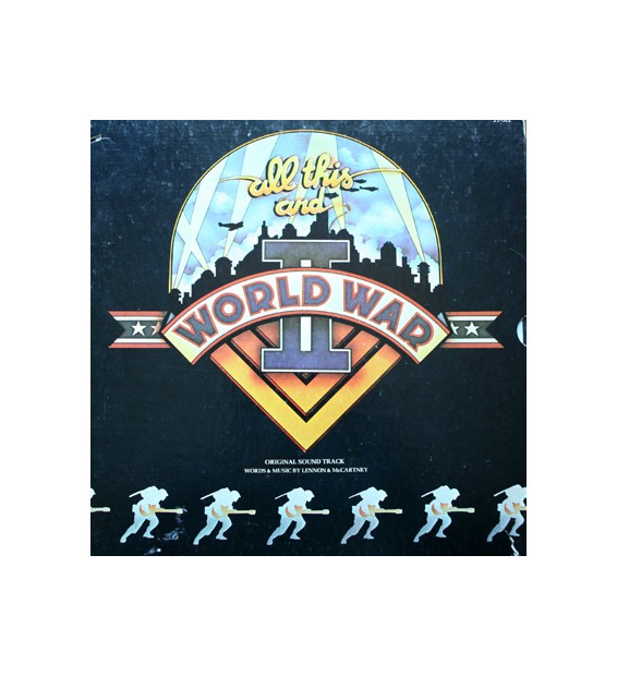 Various - All This And World War II (2xLP, Album)