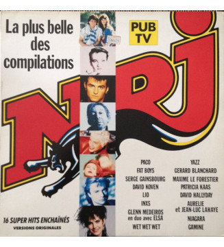 Various - NRJ La Plus Belle Des Compilations (LP, Comp, P/Mixed) mesvinyles.fr