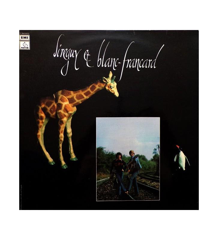 Sireguy* Et Blanc-Francard* - Sireguy Et Blanc-Francard (LP, Album) mesvinyles.fr