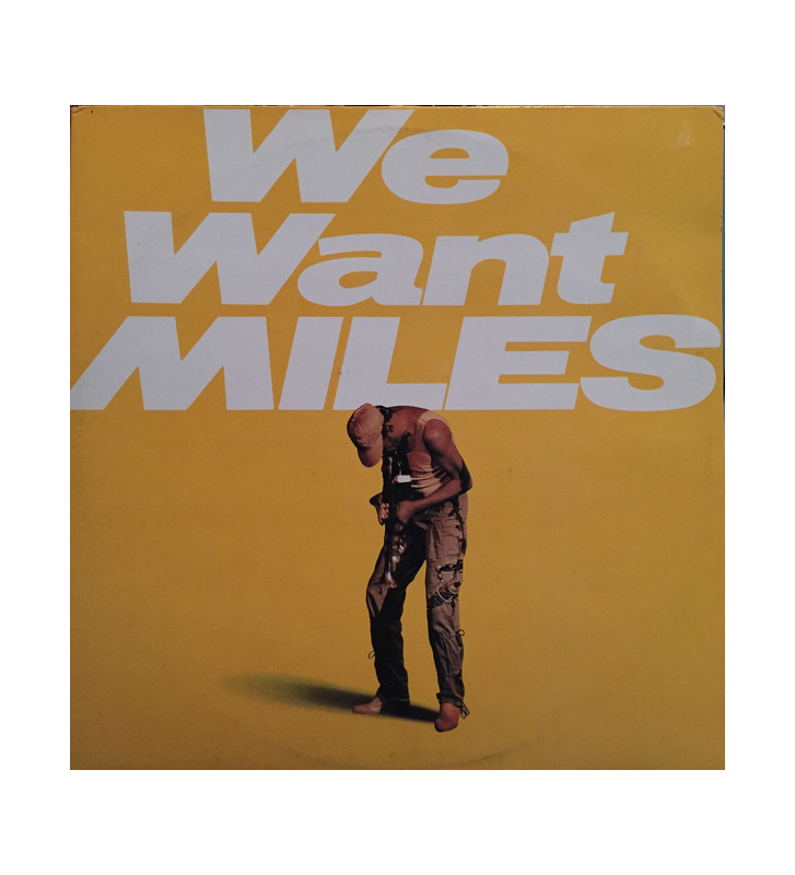 Miles Davis - We Want Miles (2xLP, Album, Gat) mesvinyles.fr