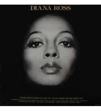 Diana Ross - Diana Ross (LP, Album) mesvinyles.fr