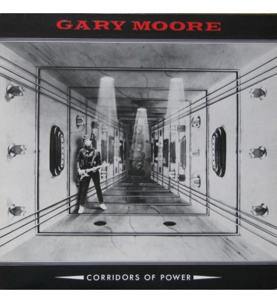 Gary Moore - Corridors Of Power (LP, Album) mesvinyles.fr