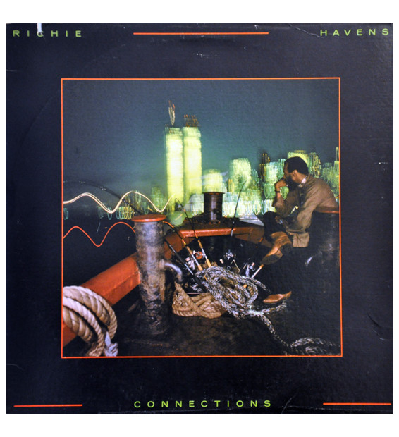 Richie Havens - Connections (LP, Album) mesvinyles.fr