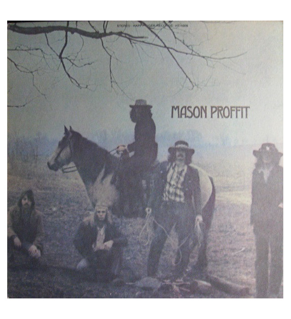 Mason Proffit - Wanted (LP, Album, Gat) mesvinyles.fr