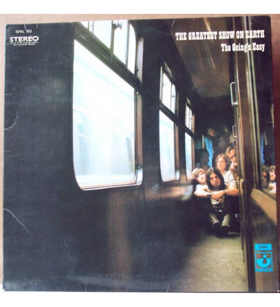 The Greatest Show On Earth - The Going's Easy (LP, Gat) mesvinyles.fr