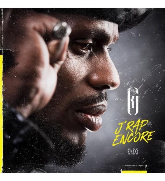 Kery James - J'Rap Encore (2xLP, Num) mesvinyles.fr