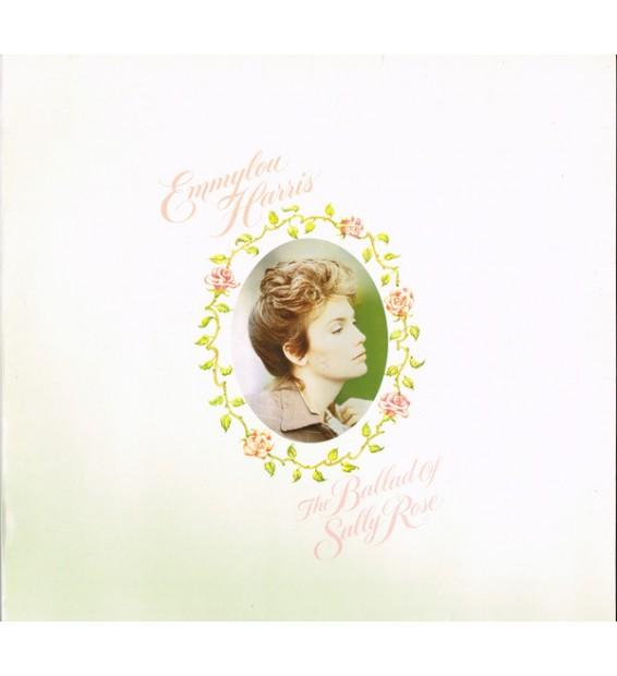 Emmylou Harris - The Ballad Of Sally Rose (LP, Album) mesvinyles.fr