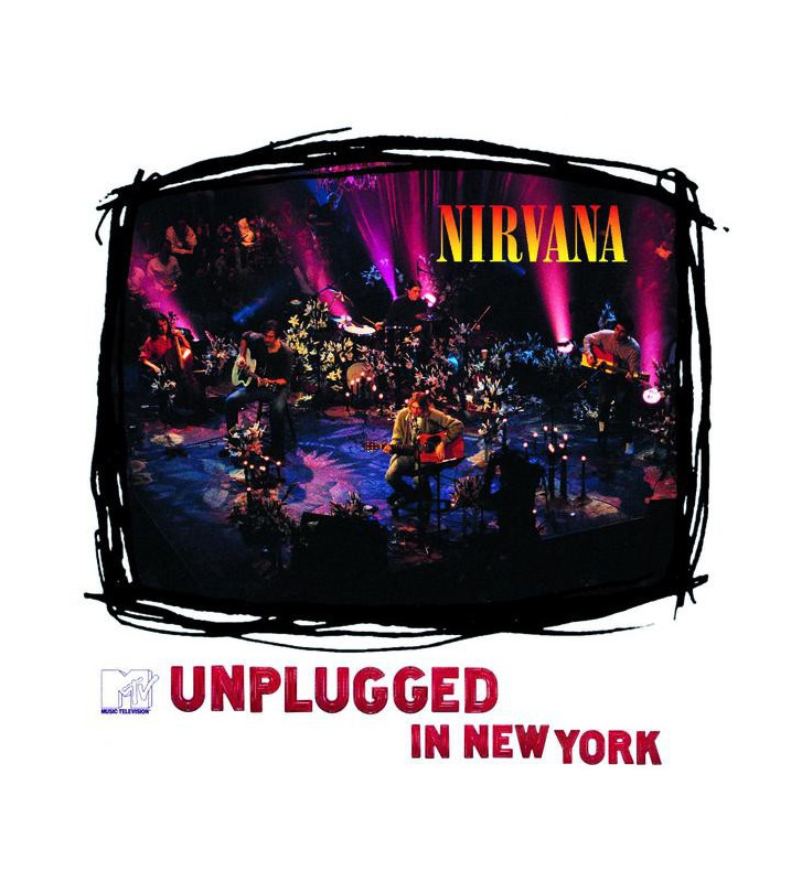 Nirvana - MTV Unplugged In New York mesvinyles.fr