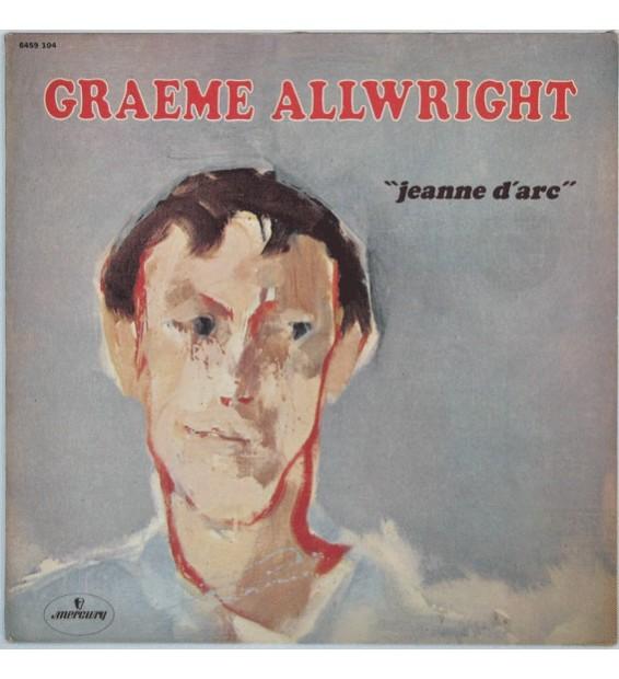Graeme Allwright - Jeanne D'Arc (LP, Album) mesvinyles.fr