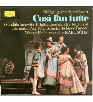 Wolfgang Amadeus Mozart - Gundula Janowitz • Brigitte Fassbaender • Reri Grist • Hermann Prey • Peter Schreier • Rolando Panera
