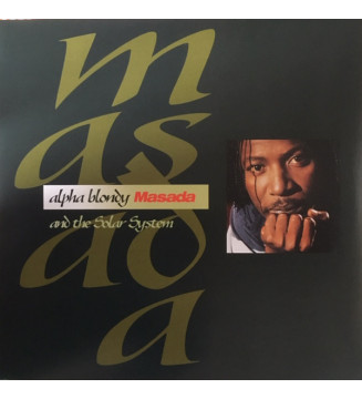 Alpha Blondy And The Solar System - Masada (LP, RE) mesvinyles.fr