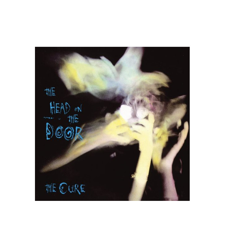 The Cure - The Head On The Door mesvinyles.fr