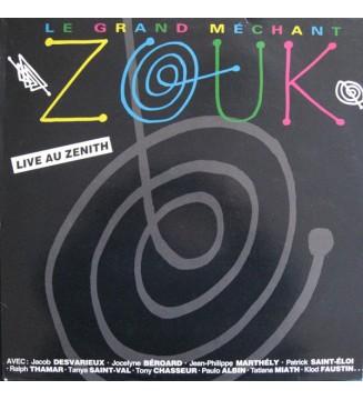 Le Grand Méchant Zouk - Live Au Zenith (2xLP) mesvinyles.fr