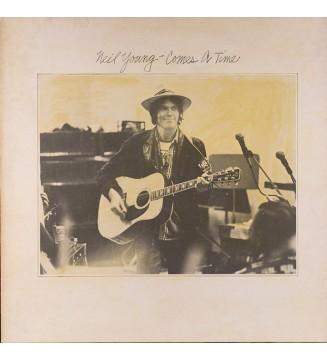 Neil Young - Comes A Time (LP, Album) mesvinyles.fr