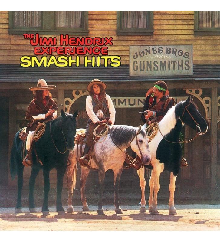 The Jimi Hendrix Experience - Smash Hits mesvinyles.fr