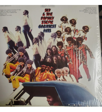Sly & The Family Stone - Greatest Hits (LP, Comp) mesvinyles.fr