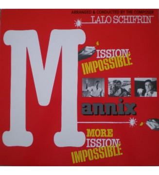 Lalo Schifrin - Mission: Impossible, Mannix, More Mission: Impossible (LP, Comp) mesvinyles.fr