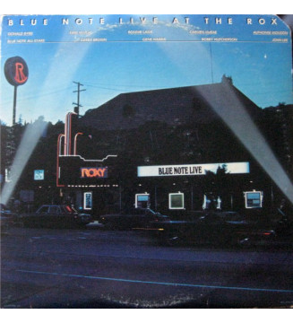 Various - Blue Note Live At The Roxy (2xLP, Comp) mesvinyles.fr