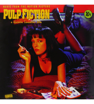 Various - Pulp Fiction (Music From The Motion Picture) mesvinyles.fr