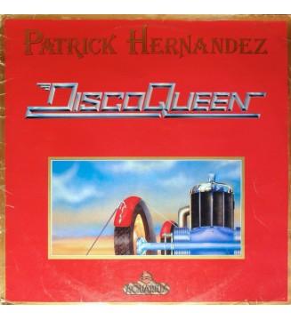 """Patrick Hernandez - Disco Queen (12"""") mesvinyles.fr"""