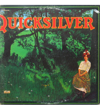 Quicksilver* - Shady Grove (LP, Album, RE) mesvinyles.fr