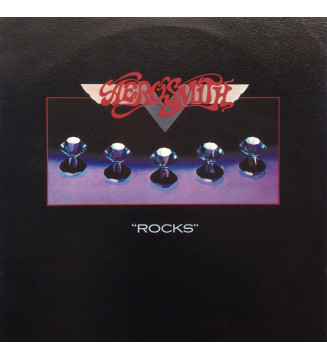 Aerosmith - Rocks (LP, Album) mesvinyles.fr