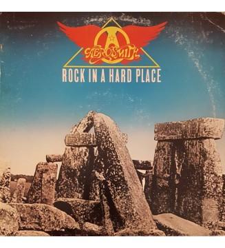 Aerosmith - Rock In A Hard Place (LP, Album, Ter) mesvinyles.fr
