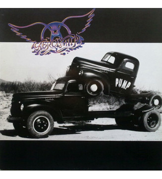 Aerosmith - Pump (LP, Album) mesvinyles.fr