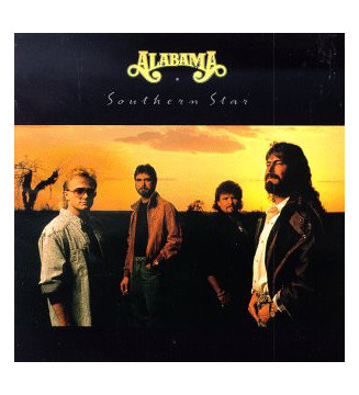 Alabama - Southern Star (LP, Album) mesvinyles.fr