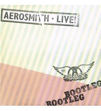 Aerosmith - Live! Bootleg (2xLP, Album, RE, RM) mesvinyles.fr
