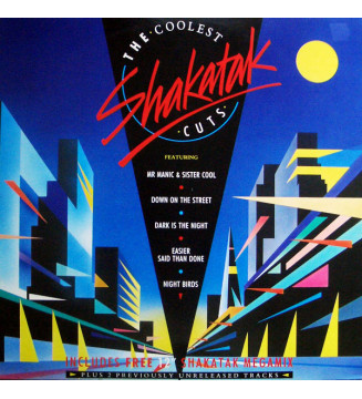 "Shakatak - The Coolest Cuts (LP, Comp, Gat + 12"") mesvinyles.fr"