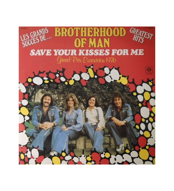 Brotherhood Of Man - Greatest Hits - Les Grands Succes De... Brotherhood Of Man (LP, Comp)