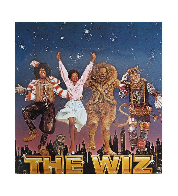 Various - Original Motion Picture Soundtrack - The Wiz (2xLP, Gat) mesvinyles.fr