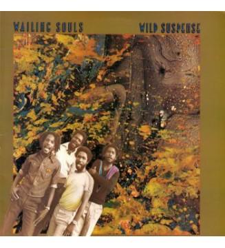 Wailing Souls - Wild Suspense (LP, Album) mesvinyles.fr