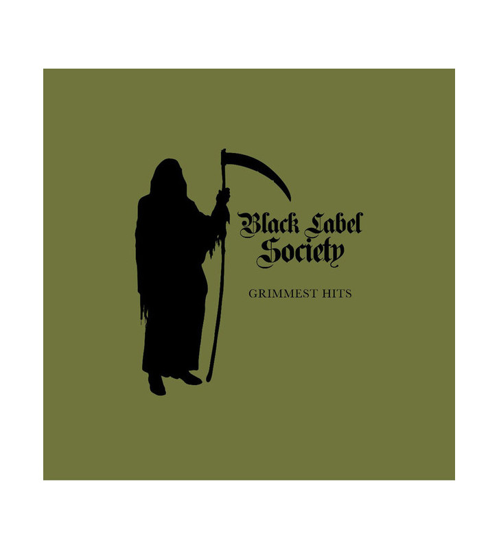 Black Label Society - Grimmest Hits (2xLP, Album, Dar) mesvinyles.fr