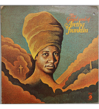 Aretha Franklin - The Gospel Soul Of Aretha Franklin (LP, Album, Promo, RE) mesvinyles.fr