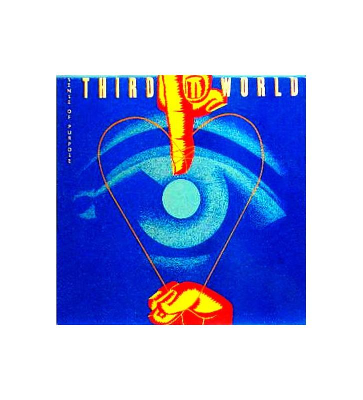 Third World - Sense Of Purpose (LP, Album) mesvinyles.fr