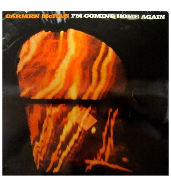 Carmen McRae - I'm Coming Home Again - Vinyle Occasion