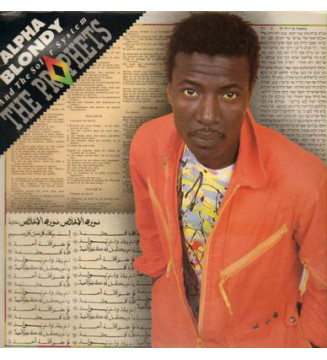 Alpha Blondy And The Solar System - The Prophets (LP, Album) mesvinyles.fr
