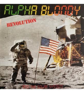 Alpha Blondy And The Solar System - Revolution (LP, Album) mesvinyles.fr