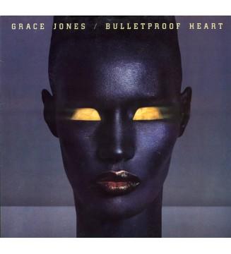Grace Jones - Bulletproof Heart (LP, Album) mesvinyles.fr