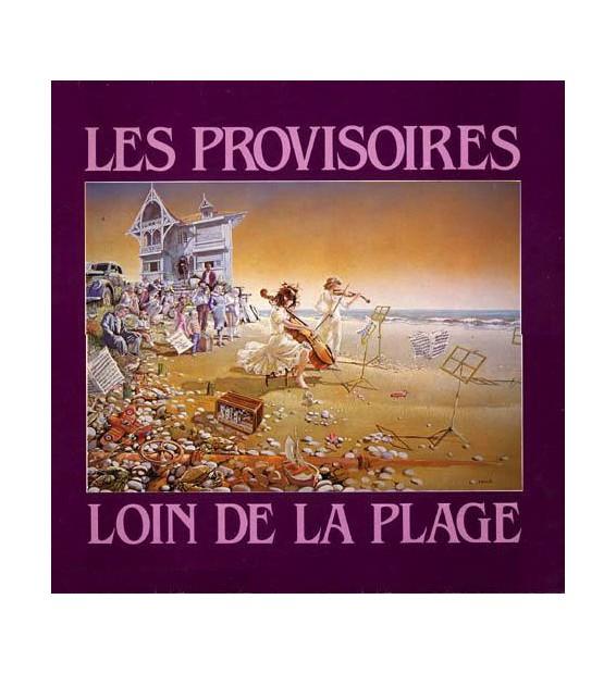 Les Provisoires - Loin De La Plage (LP, Album) mesvinyles.fr