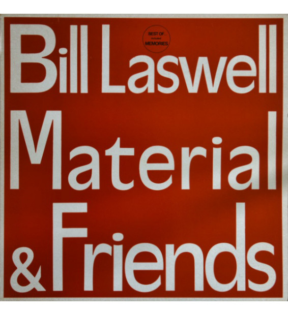 Bill Laswell - Bill Laswell Material And Friends (LP, Comp) mesvinyles.fr